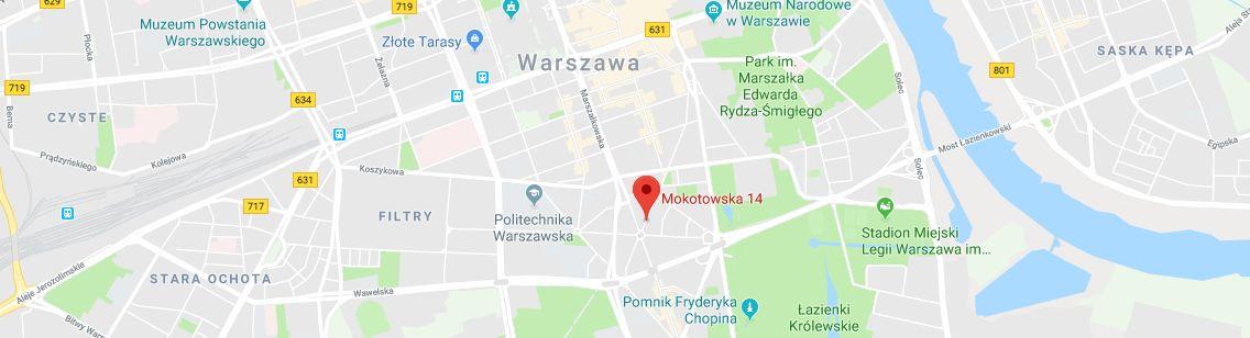 ZRBS w Warszawie